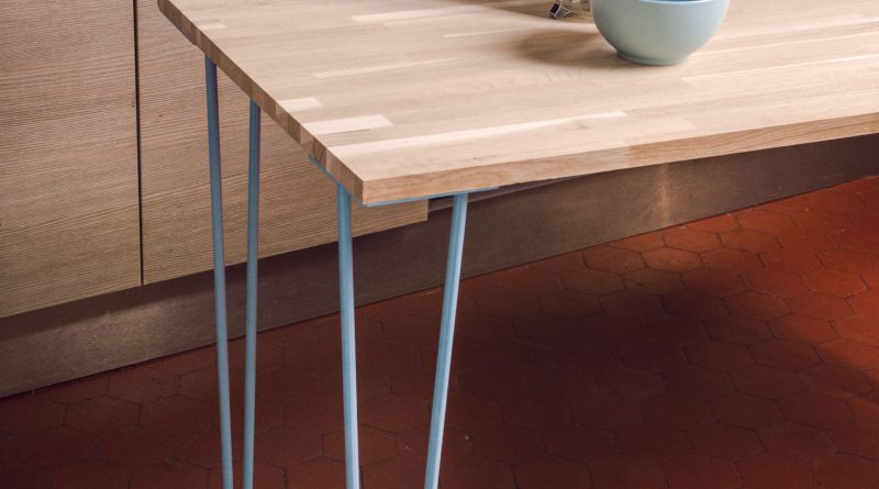 Ripaton pied de table haute