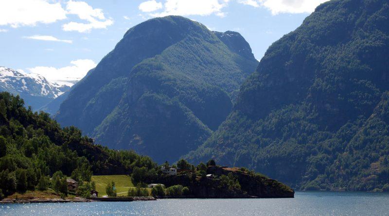 Nærøyfjord decouverte norvege